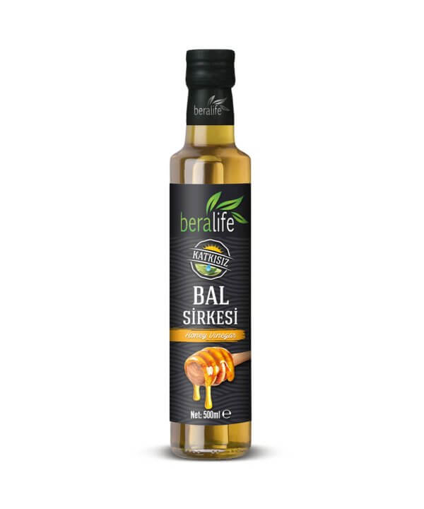 Bal Sirkesi 500ml